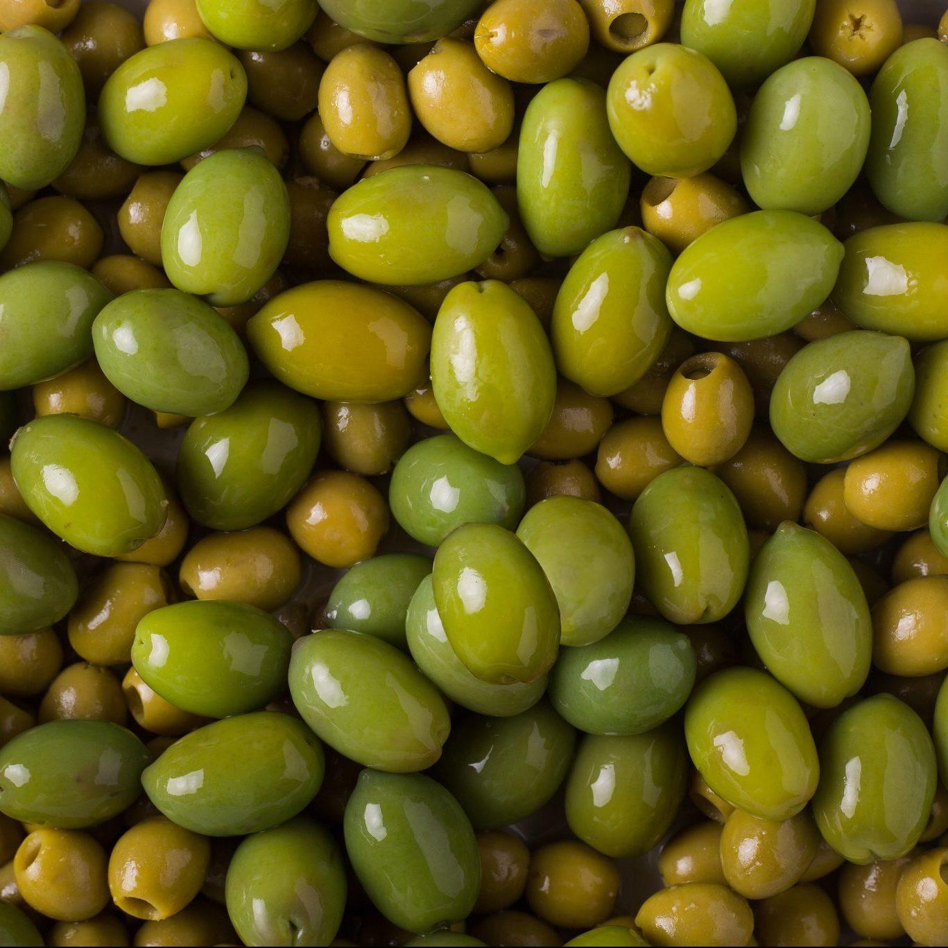 Olive e Lupini